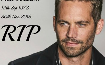 Beroemdheden - Paul Walker Wallpapers and Backgrounds ID : 466456