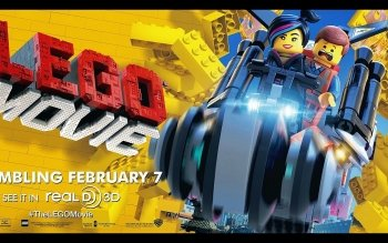 Movie - The Lego Movie Wallpapers and Backgrounds ID : 466810