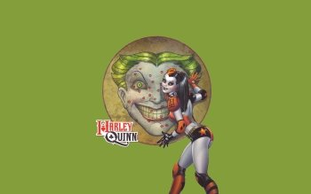 Comics - Harley Quinn Wallpapers and Backgrounds ID : 466920