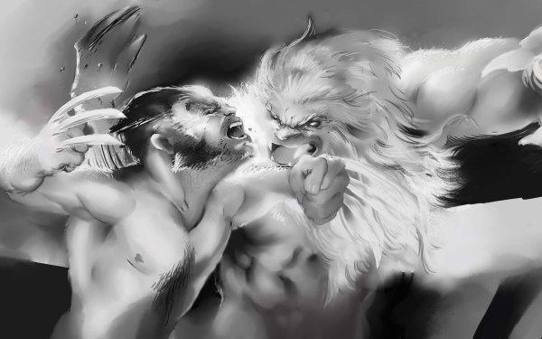 Comics Wolverine X-Men Sabertooth HD Wallpaper | Background Image