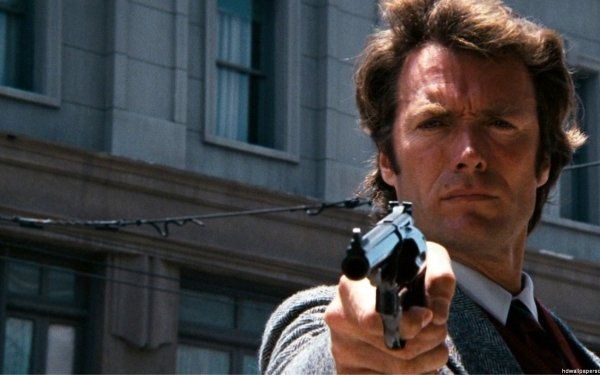 Movie Magnum Force Clint Eastwood Harry Callahan HD Wallpaper   Background Image