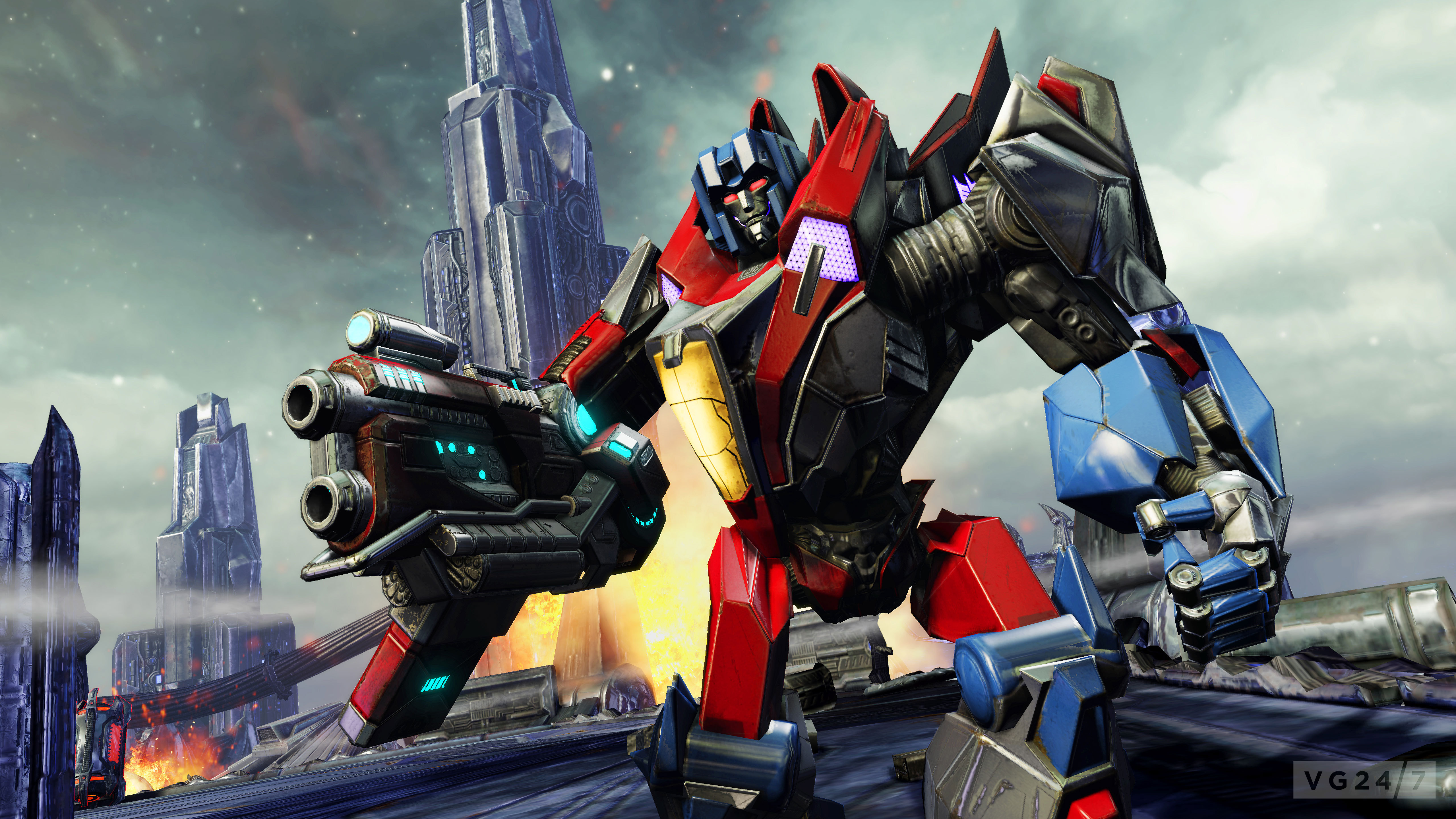 download game transformers fall - photo #10