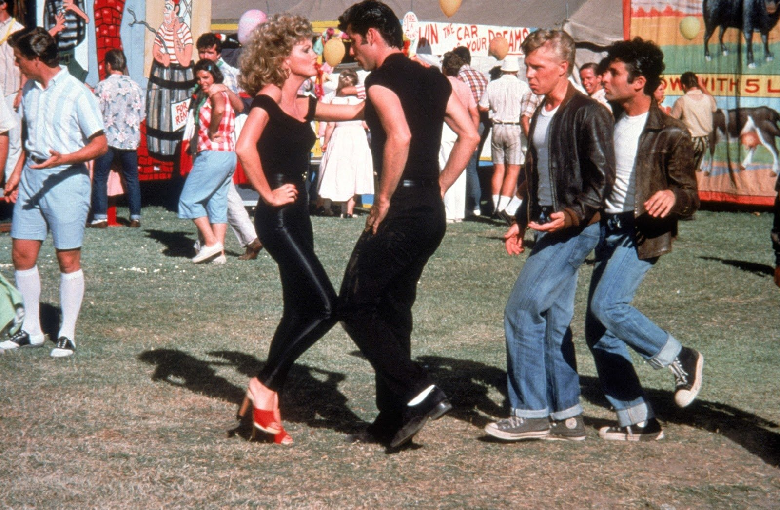 Grease Wallpaper And Background Image