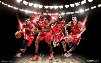 Sports - Houston Rockets Wallpapers and Backgrounds ID : 467390