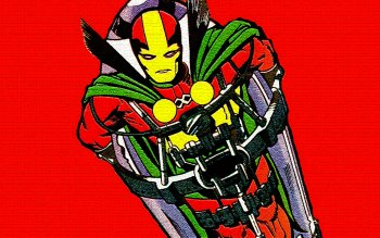 Comics - Mr Miracle Wallpapers and Backgrounds ID : 467902