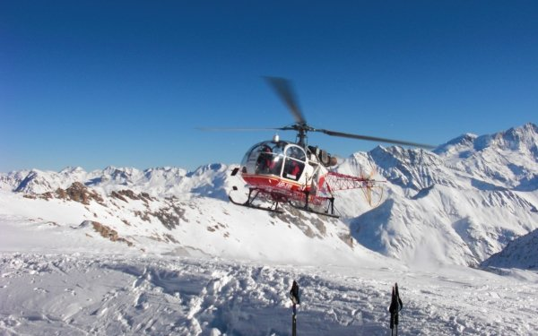 Vehicles Aérospatiale SA 315B Lama Aircraft Helicopters Helicopter HD Wallpaper   Background Image
