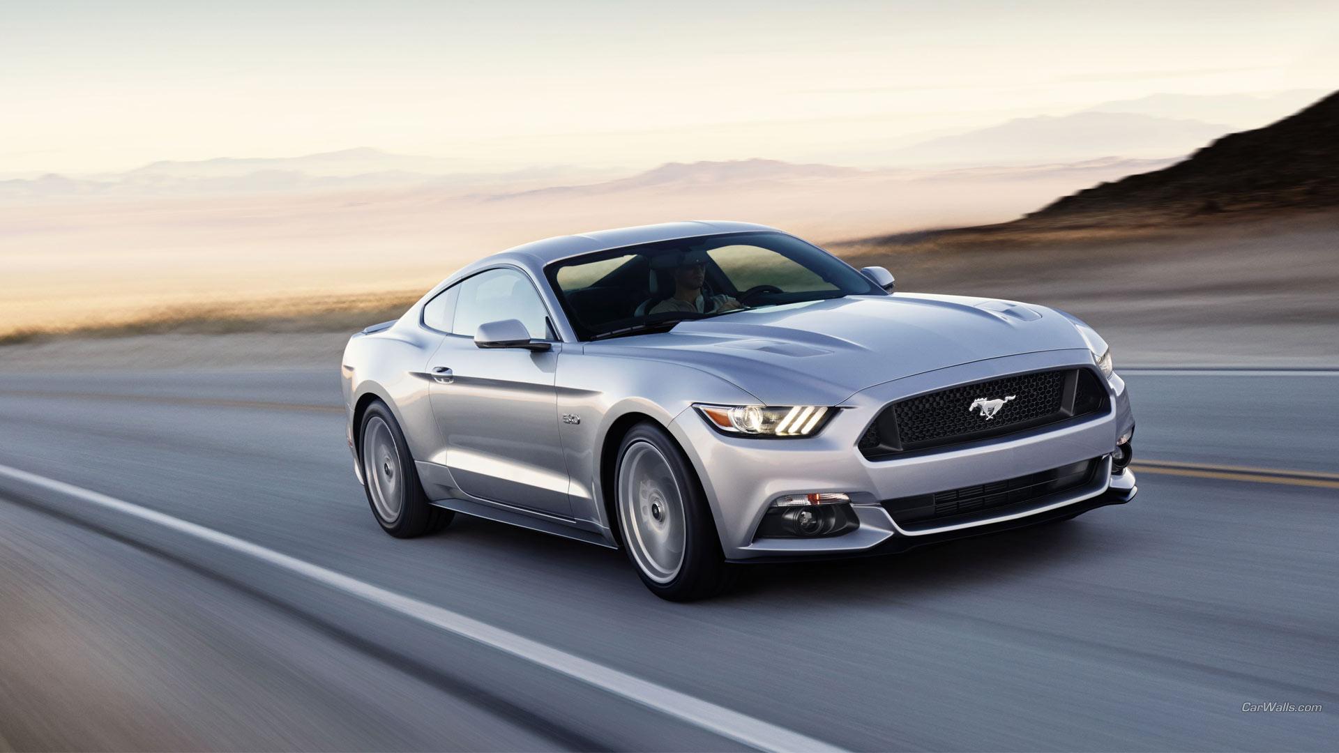 2015 Ford Mustang Gt Fondo De Pantalla Hd Fondo De
