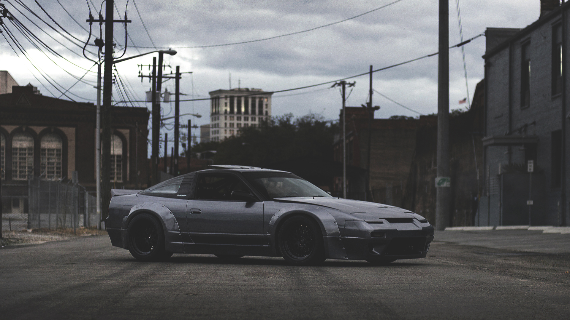 5 Nissan 240SX HD Wallpapers | Backgrounds - Wallpaper Abyss