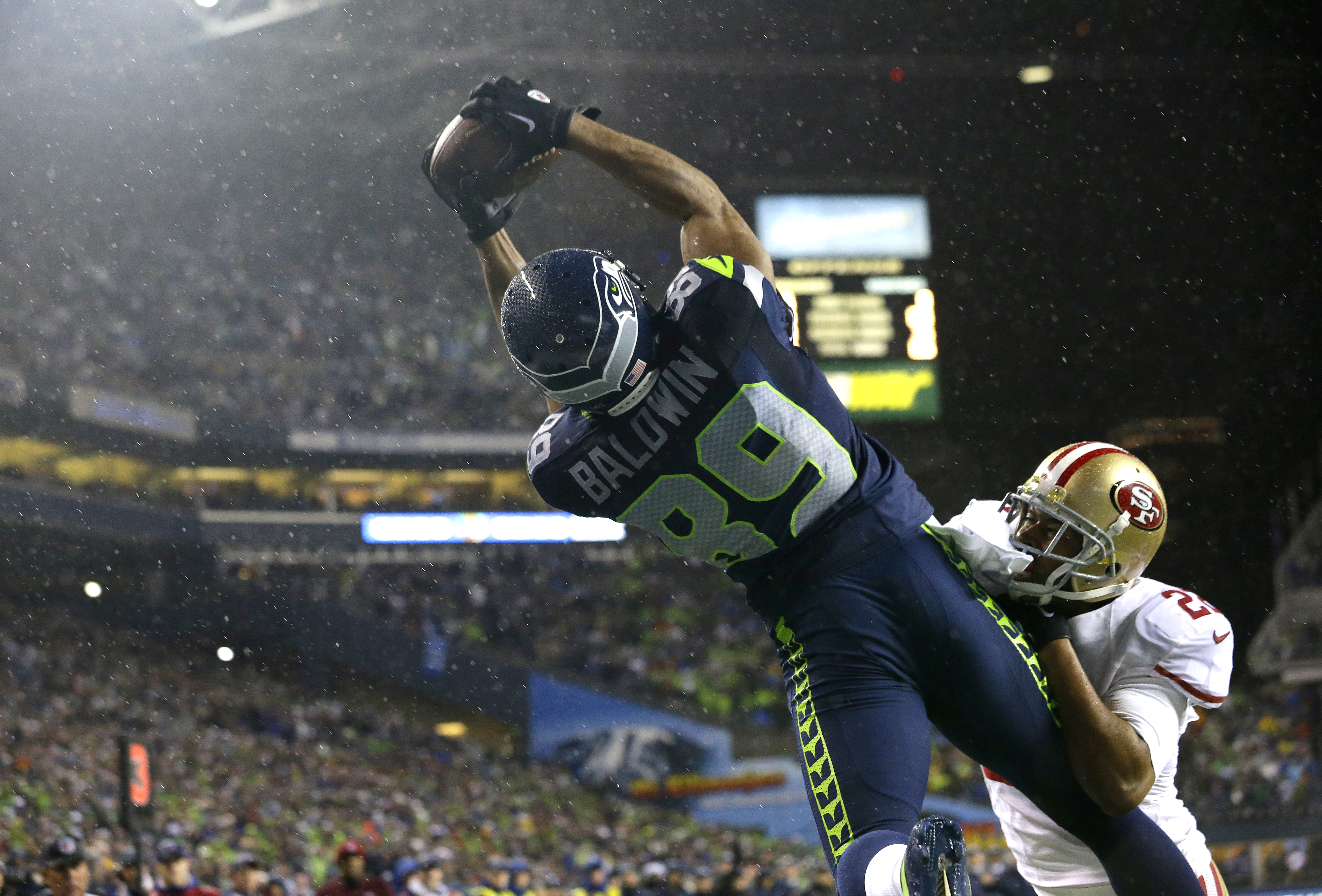 Seattle Seahawks 4k Ultra Hd Wallpaper Background Image 4904x3324 Id 468911 Wallpaper Abyss