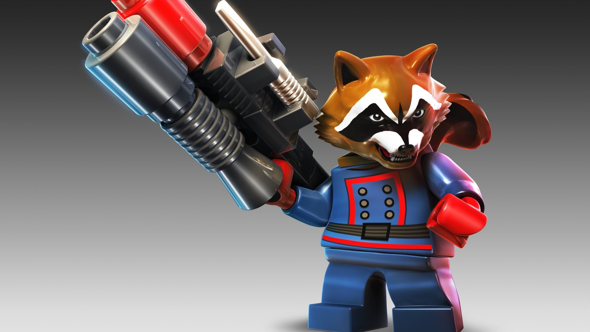 Video Game - LEGO Marvel Super Heroes  Rocket Raccoon Wallpaper