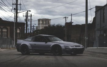 Vehicles - Nissan 240SX Wallpapers and Backgrounds ID : 468699