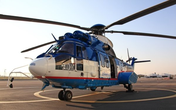 Vehicles Eurocopter Ec225 Super Puma Aircraft Helicopters Helicopter HD Wallpaper   Background Image