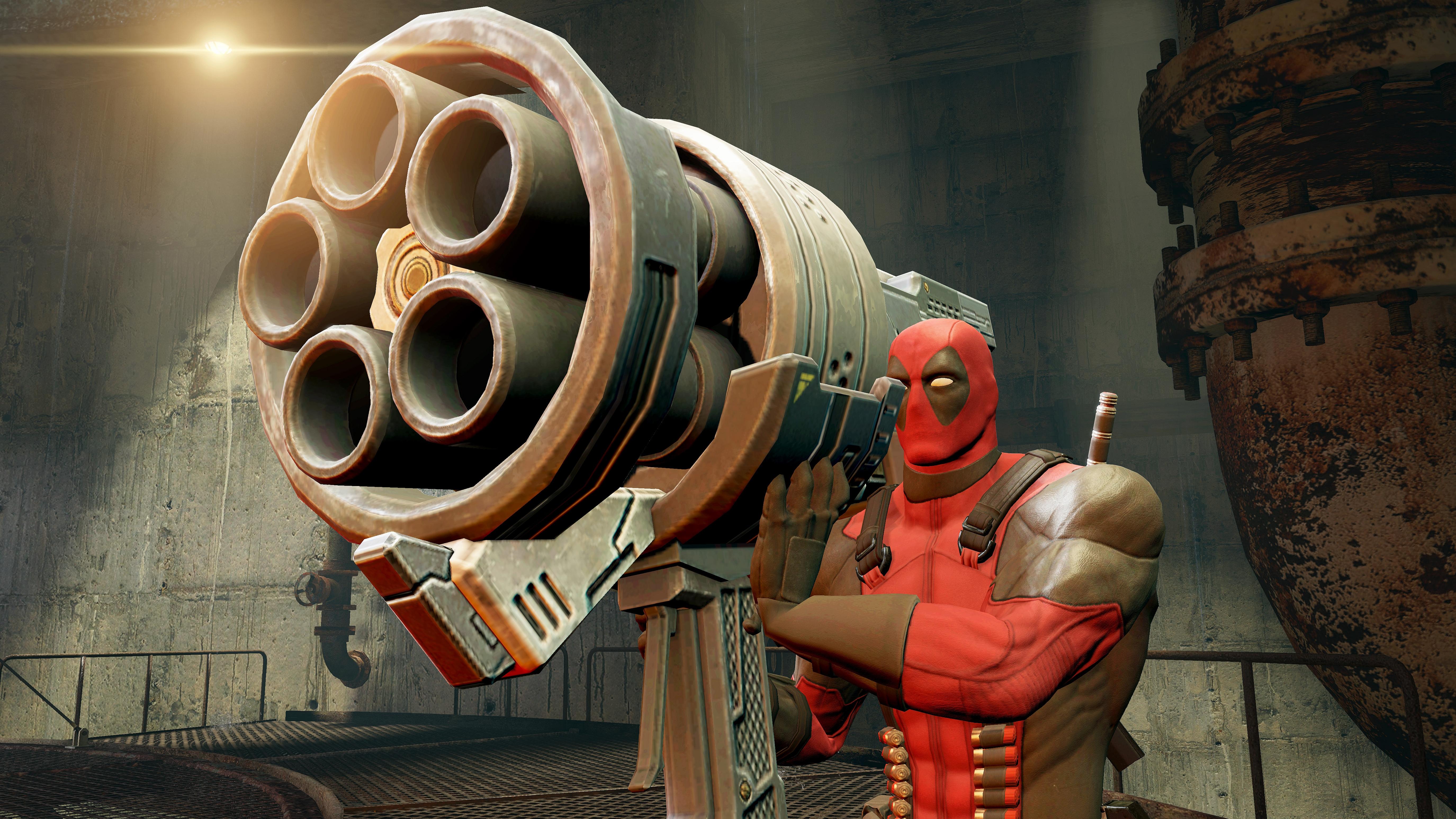 Deadpool 5k Retina Ultra Hd Wallpaper Background Image 5500x3094
