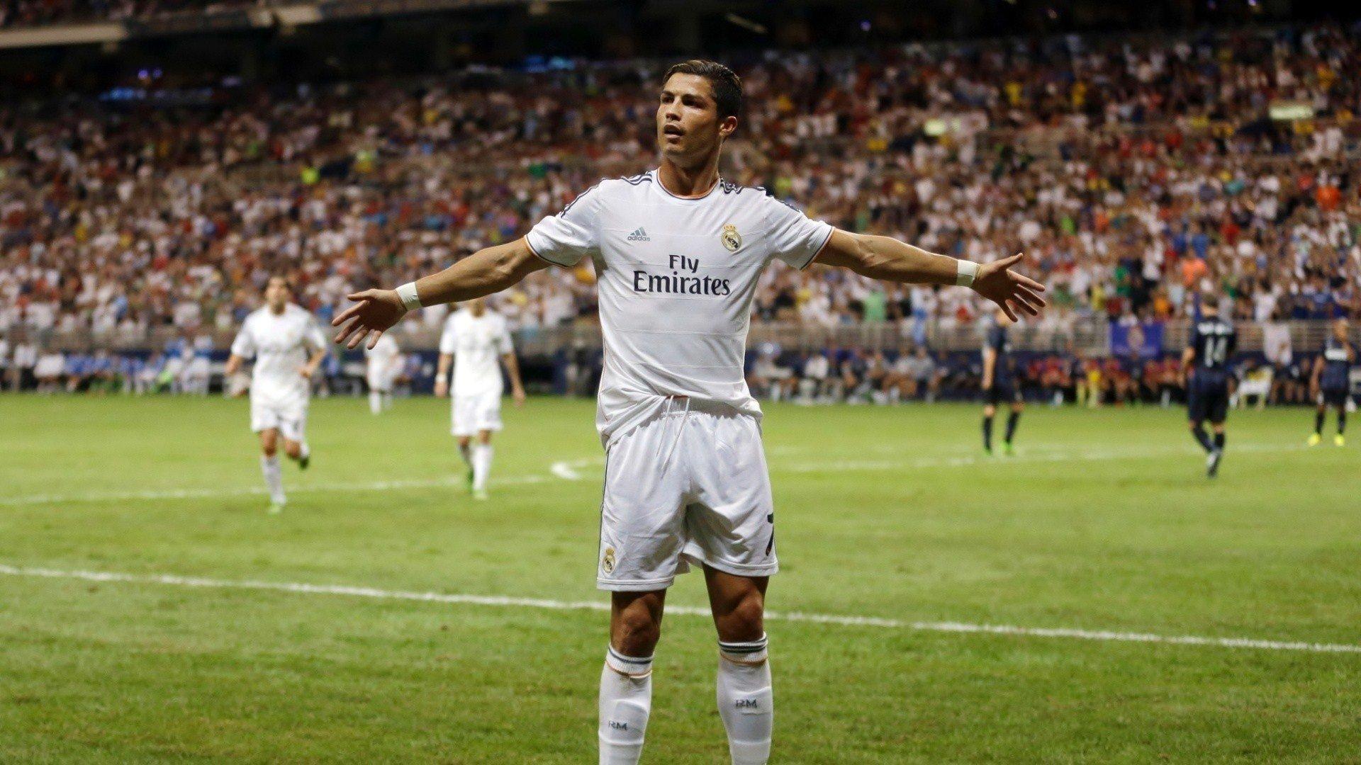 Real Madrid CF HD Wallpaper