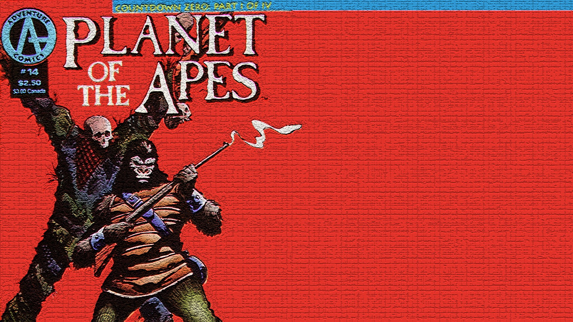 Planet Of The Apes Hd Wallpaper Background Image 1920x1080