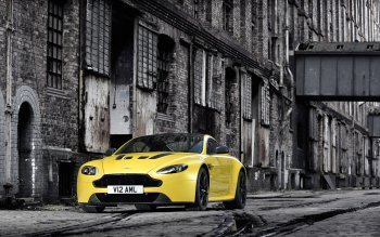Vehicles - Aston Martin V12 Vantage Wallpapers and Backgrounds ID : 469319