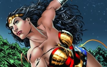 Комиксы - Wonder Woman Wallpapers and Backgrounds ID : 469561