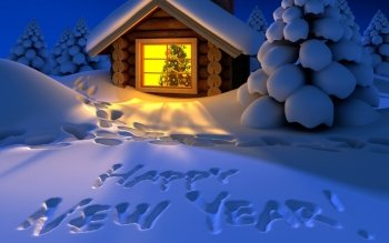 Holiday - New Year 2014 Wallpapers and Backgrounds