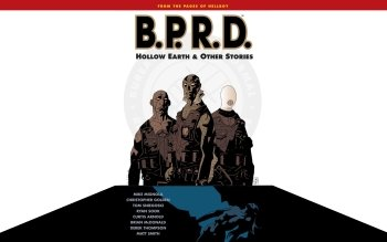 Fumetti - B.P.R.D. Wallpapers and Backgrounds ID : 469738