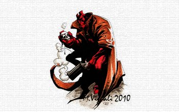 Comics - Hellboy Wallpapers and Backgrounds ID : 469776