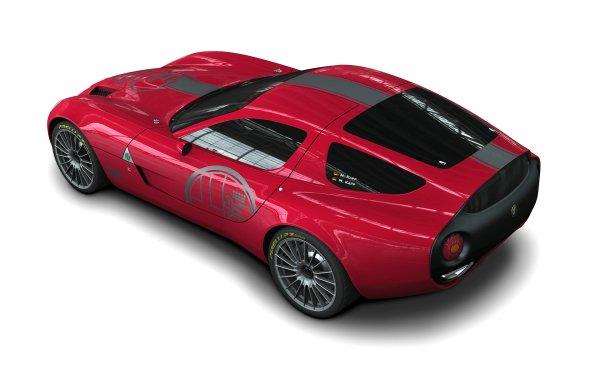 Vehicles Alfa Romeo Zagato TZ3 Alfa Romeo HD Wallpaper | Background Image