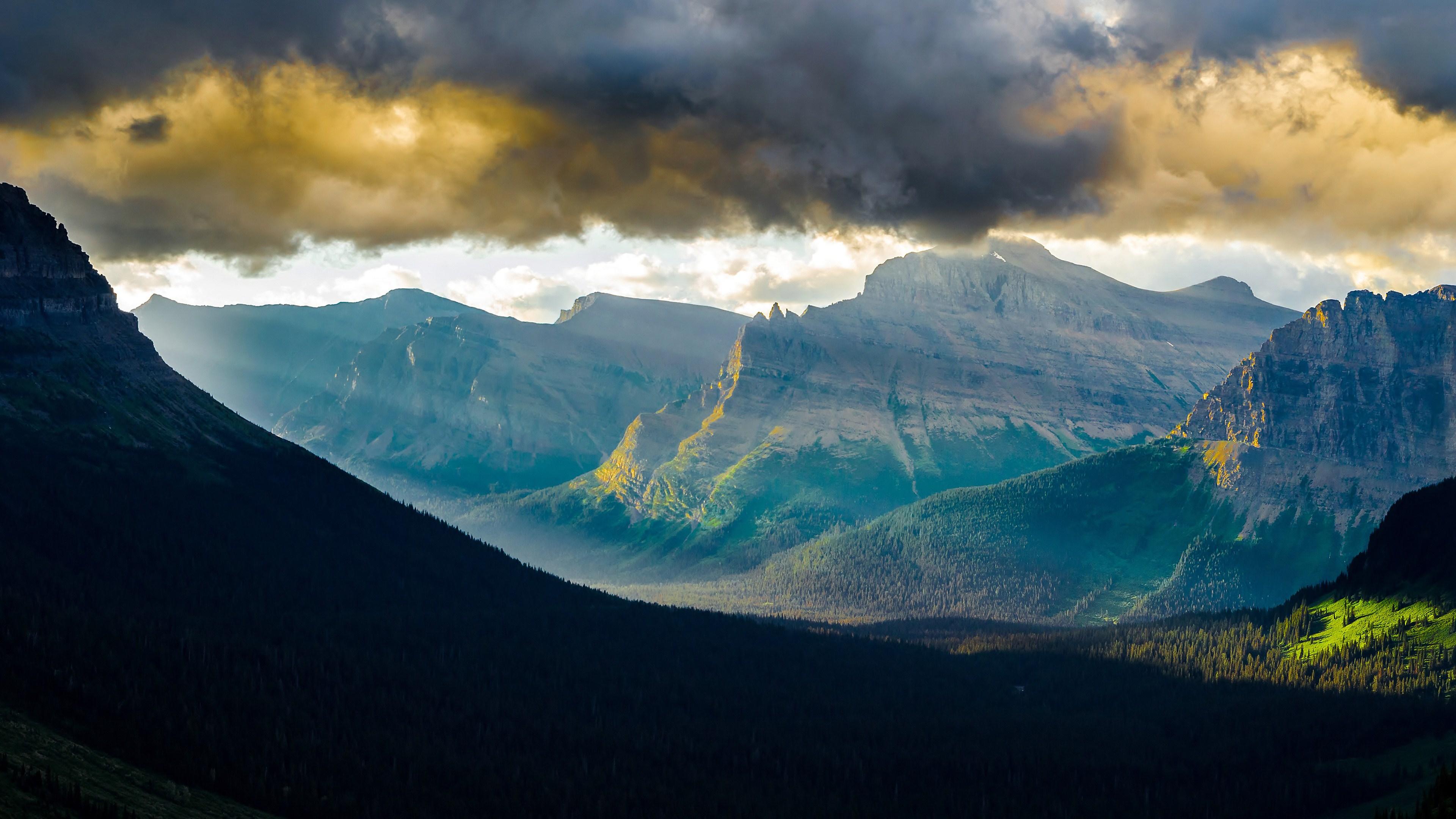 Mountain 4k Ultra HD Wallpaper | Background Image ...