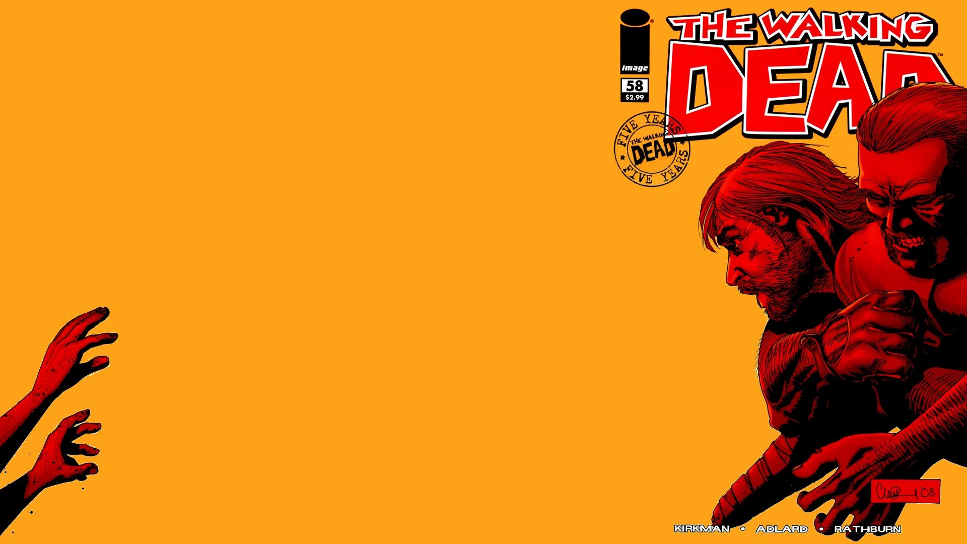 The Walking Dead Hd Wallpaper Background Image 1920x1080 Id