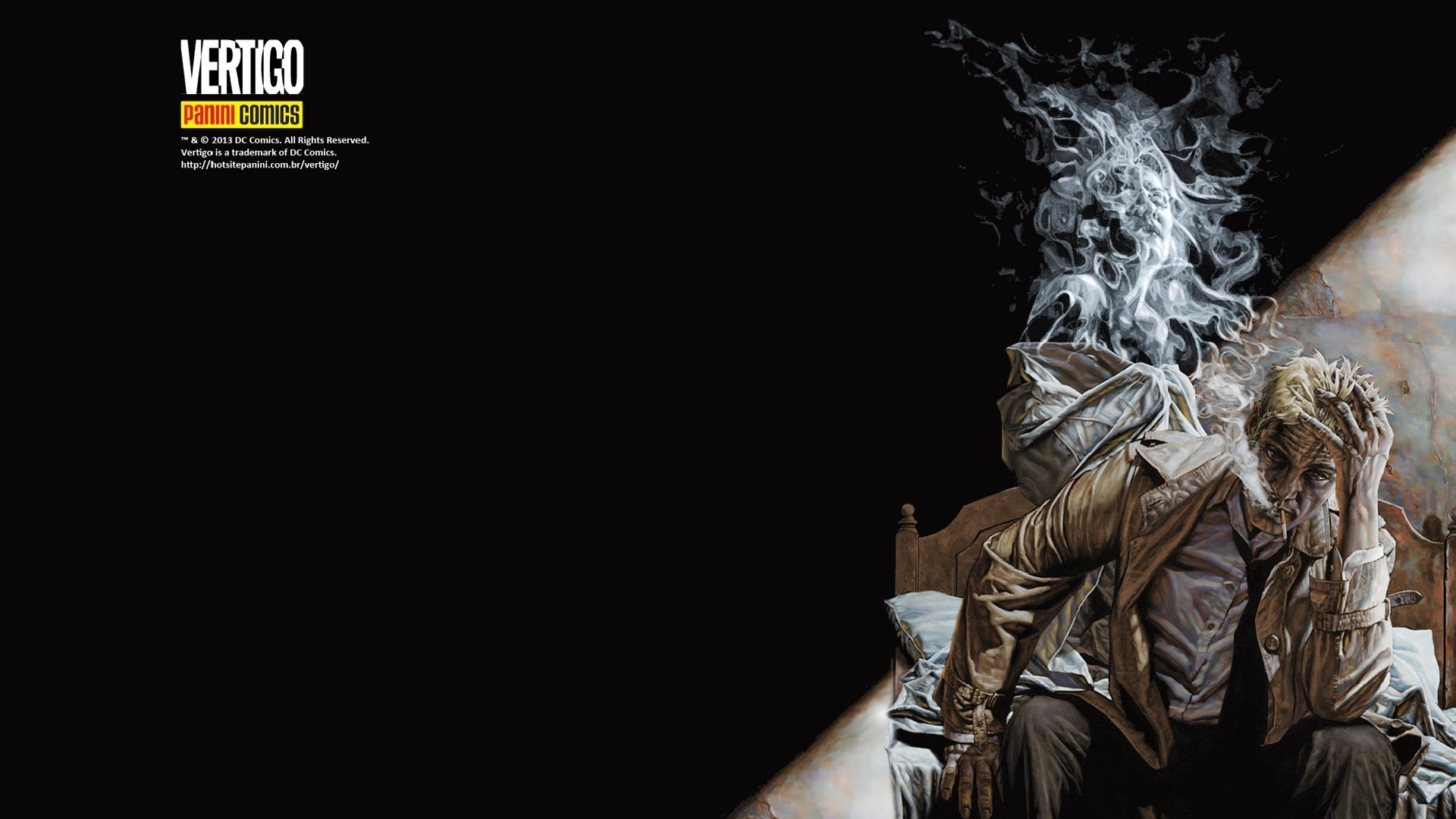 hellblazer computer wallpapers desktop backgrounds
