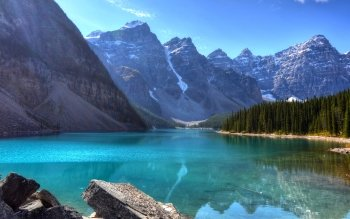 Tierra - Moraine Lake Wallpapers and Backgrounds ID : 470318