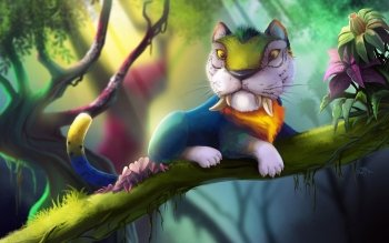 Fantasy - Animal Wallpapers and Backgrounds ID : 470615
