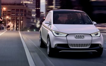 Vehicles - Audi A2 Concept Wallpapers and Backgrounds ID : 470718