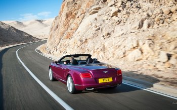 Vehicles - 2014 Bentley Continental GT Speed Convertible Wallpapers and Backgrounds ID : 470734
