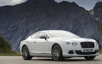 Vehicles - 2013 Bentley Continental GT Speed Wallpapers and Backgrounds ID : 470740