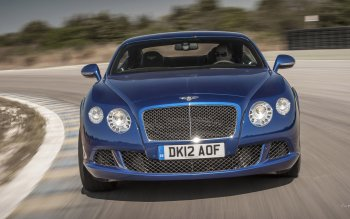 Fordon - 2013 Bentley Continental GT Speed Wallpapers and Backgrounds ID : 470780