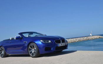 Vehicles - BMW M6 Convertible Wallpapers and Backgrounds ID : 470955
