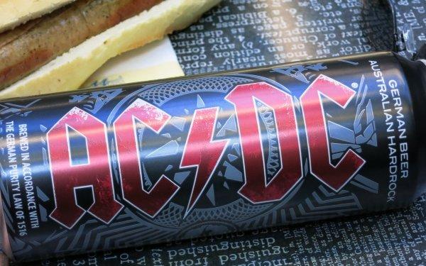 Food AC/DC Beer Beer AC/DC HD Wallpaper   Background Image