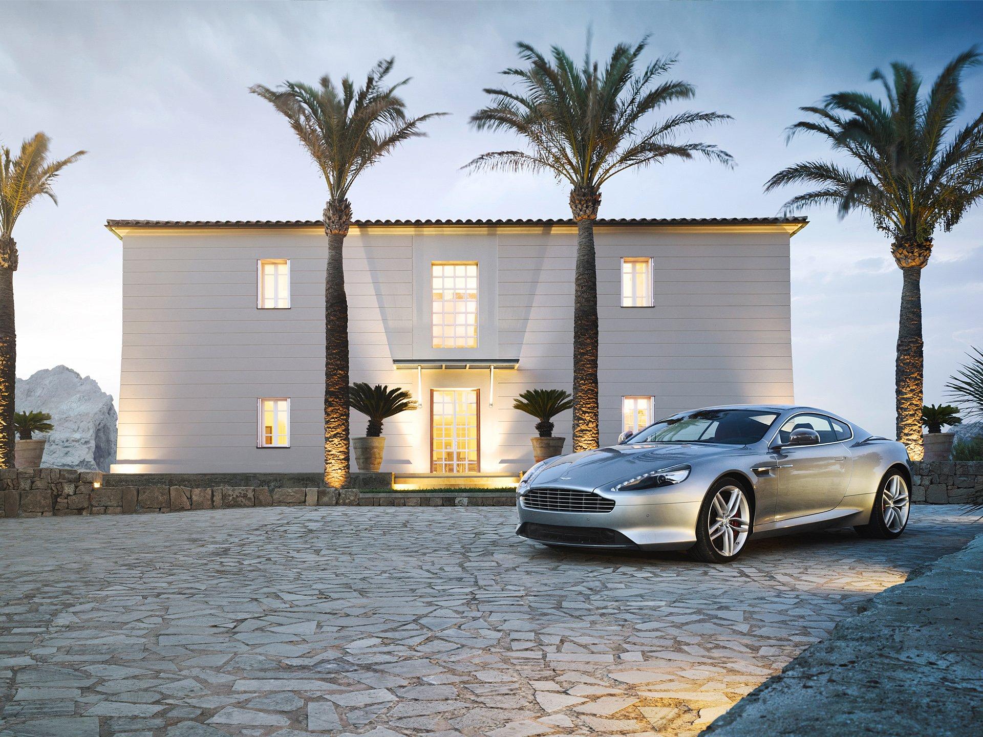 Vehicles - Aston Martin DB9  Aston Martin Wallpaper