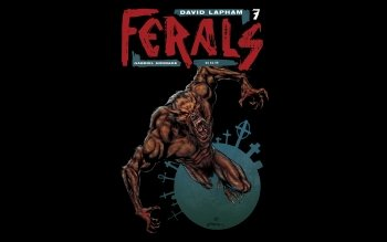 Comics - Ferals Wallpapers and Backgrounds ID : 471469