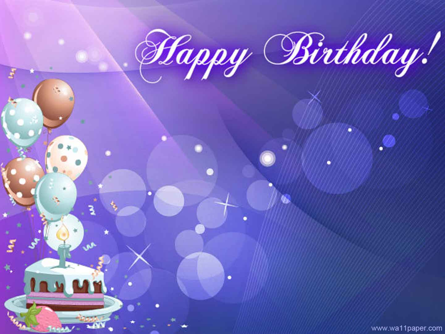 Birthday Computer Wallpapers, Desktop Backgrounds