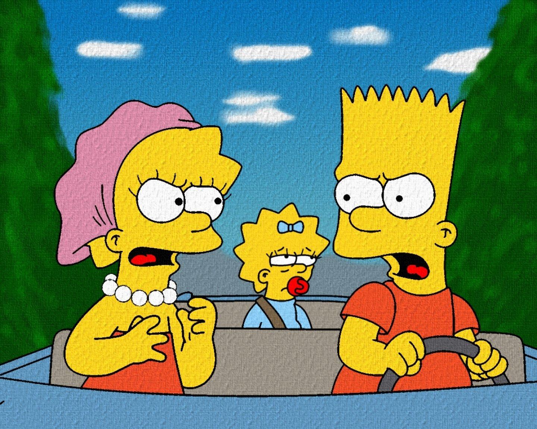 Die Simpsons Wallpaper And Hintergrund 1440x1151 Id