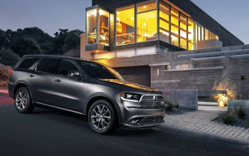 Vehículos - 2014 Dodge Durango Wallpapers and Backgrounds ID : 472034