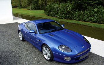 Vehículos - Aston Martin DB7 Wallpapers and Backgrounds ID : 472291