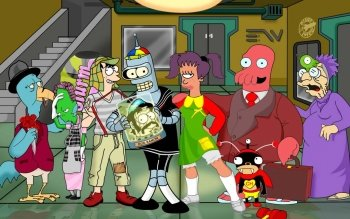TV Show - Futurama Wallpapers and Backgrounds ID : 472548