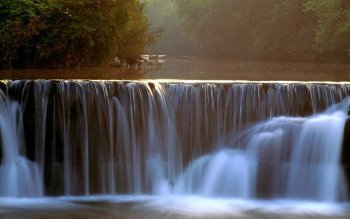 Earth - Waterfall Wallpapers and Backgrounds ID : 472565