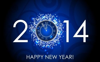 Holiday - New Year 2014 Wallpapers and Backgrounds ID : 472948