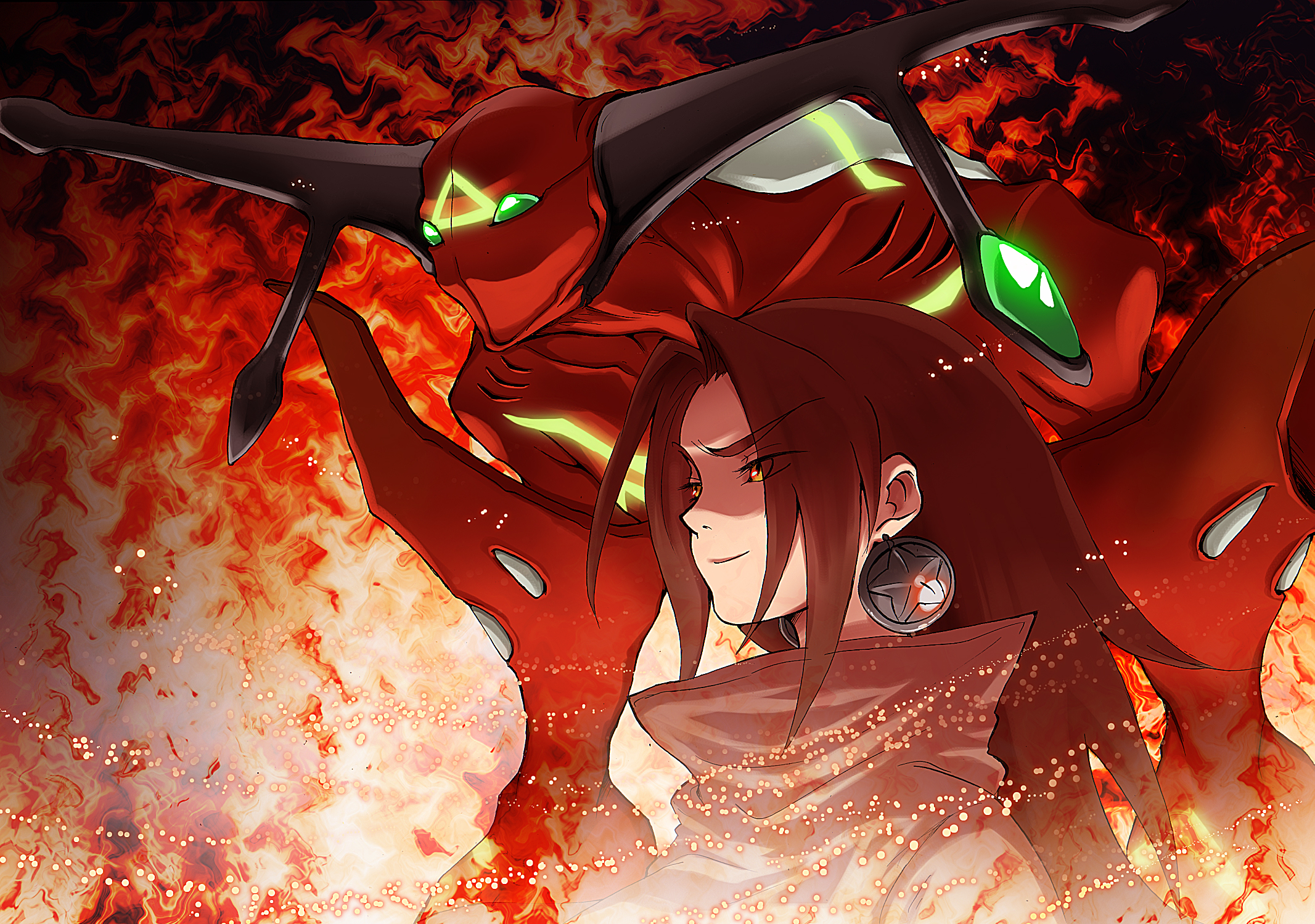 Spirit Of Fire Hd Wallpaper Background Image 2133x1500 Id