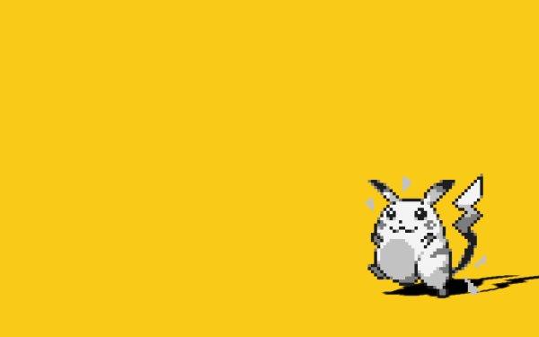Videojuego Pokémon: Rojo y Azul Pokémon Pikachu Fondo de pantalla HD   Fondo de Escritorio