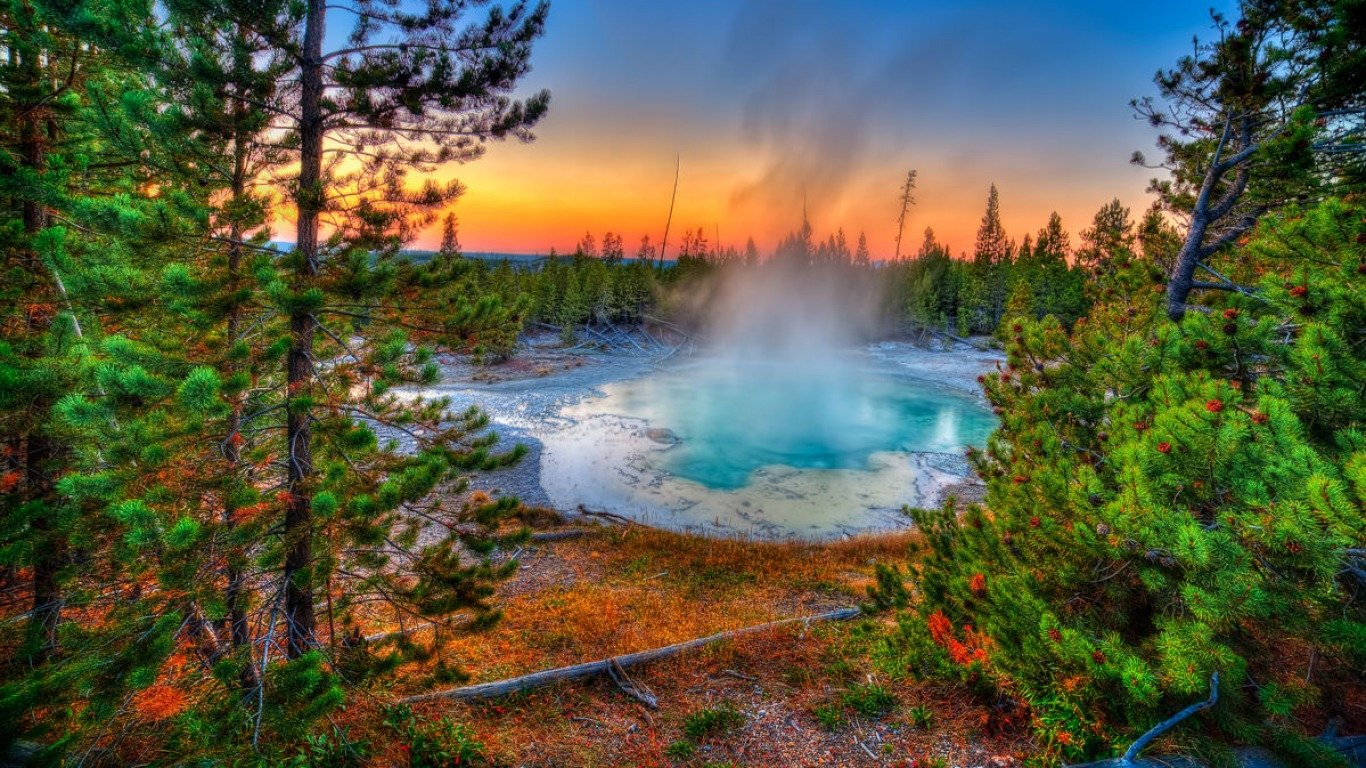 14 Yellowstone National Park Hd Wallpapers Background