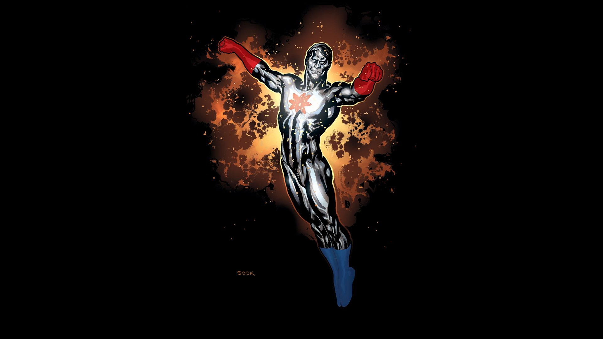 Captain Atom Full Hd Wallpaper And Background Image HD Wallpapers Download Free Images Wallpaper [1000image.com]