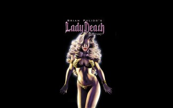 Fumetti - Lady Death Wallpapers and Backgrounds ID : 474244